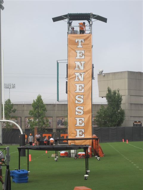 The Coaches Tower At Ut Knoxville Gets An Update Jim